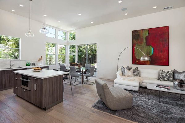 KUOP Designs Photo 2 of Redwood City Modern House modern home
