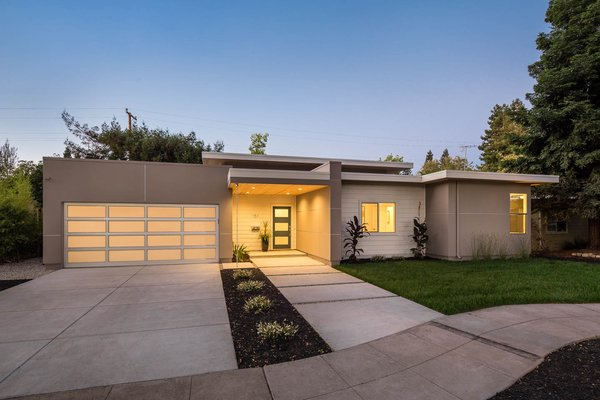 KUOP Designs Photo 12 of Redwood City Modern House modern home
