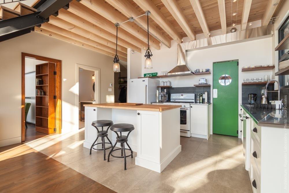 Kitchen  La Maison Hatley by Geneviève Audette