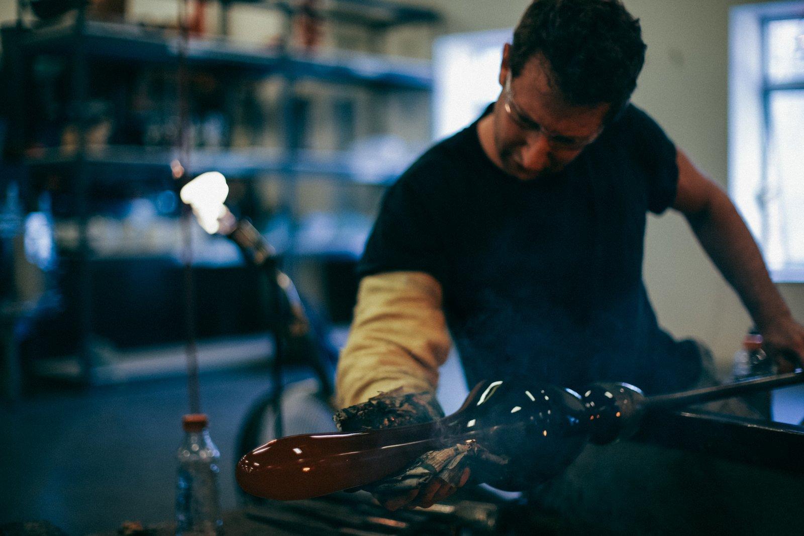 Meet Lorin Silverman of Eidos Glass by Eidos Glass