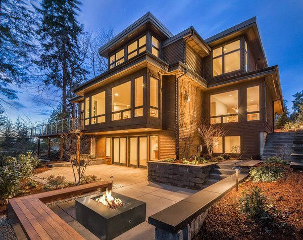 Photo 3 of PNW Modern modern home