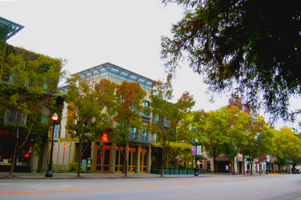 The Healdsburg Plaza has a charm all it's own.  Photo 7 of 7 in Artist Reinvents the Contemporary Art Experience
