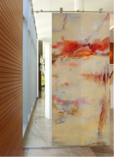 Sargam Griffin's Art Doors Make A Colorful Entrance - Photo 2 of 4 - Musei