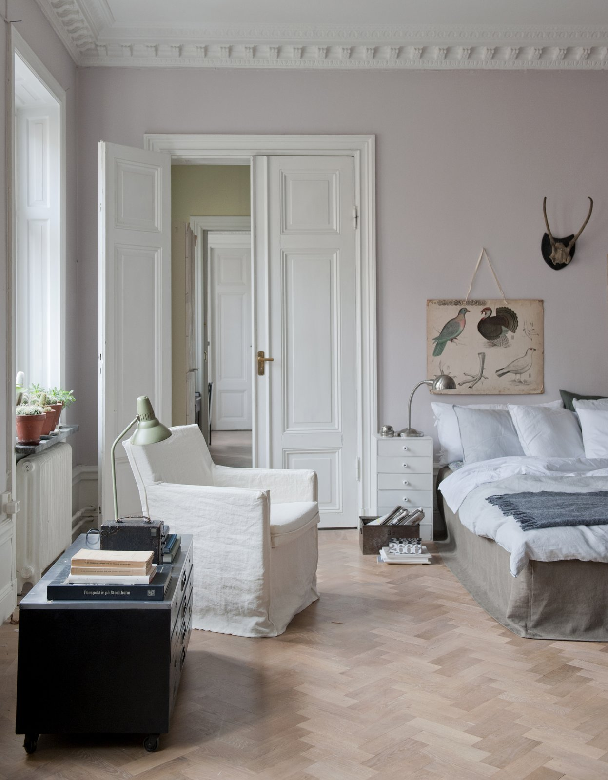 Photo 2 of 4 in Time to update your boudoir: styling tips for the bedroom