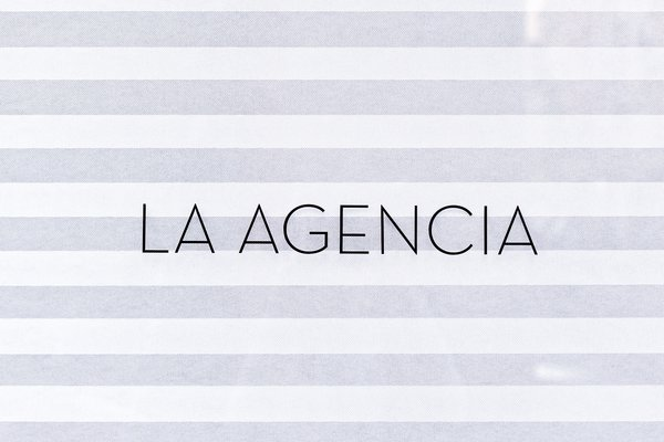 "It seems that the space had always been called the agency among her family, so when she was finding a name for the office, it could not be other than the one who had always identified, and thus the new ""La Agencia"" is born. Photo 14 of ""La Agencia"" a new brand workspace plenty of design and inspiration modern home"