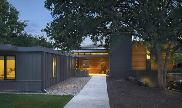 Entry approach Photo 2 of Airole Way Residence modern home