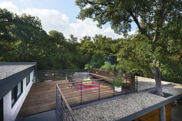 Roof deck Photo 10 of Airole Way Residence modern home