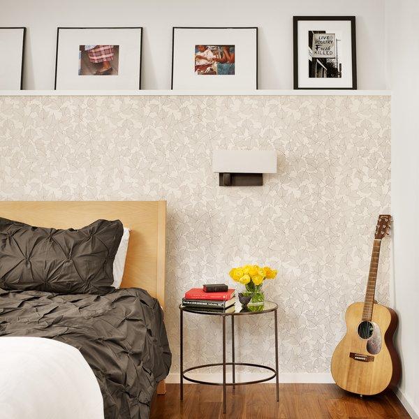 Master bedroom Photo 14 of Vance Lane Residence modern home