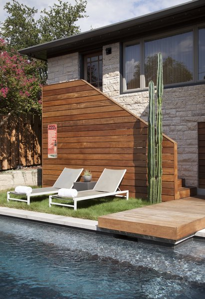 Photo 7 of Winflo Pool & Cabana modern home