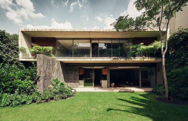 SIERRA LEONA Photo  of Sierra Leona modern home