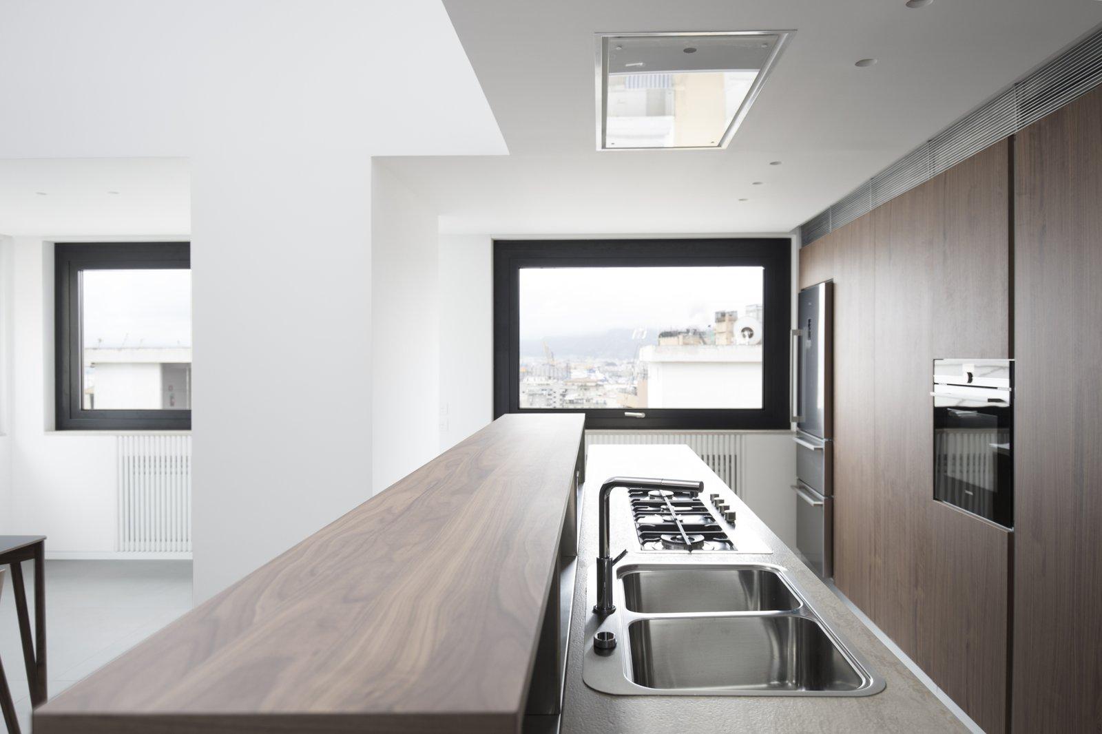 the marble countertop Home A236 by Elena Morgante