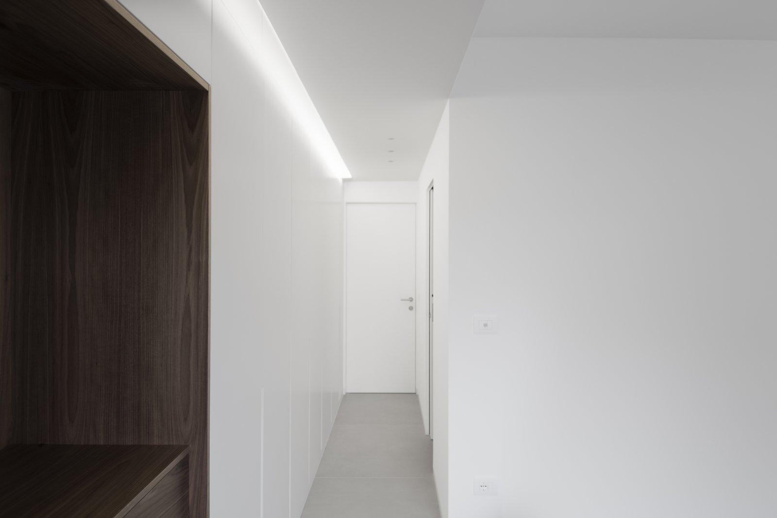 the corridor in the night zone  Home A236 by Elena Morgante