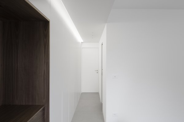 the corridor in the night zone Photo 18 of Home A236 modern home