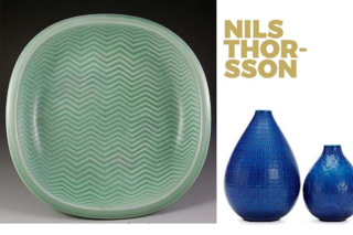 Inspiring Icons / Nils Thorsson - Photo 3 of 9 - The Marselis range designed for the company Alumina in the 1950's