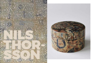 Inspiring Icons / Nils Thorsson - Photo 7 of 9 - Left: Detail of a tile from the Baca range, Right: A trinket box in the Baca range
