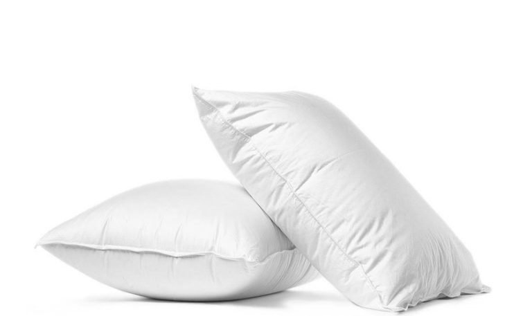 Enhance your sleep by selecting the right pillow for you; Source: Nicole LaMotte/Parachute  Photo 2 of 2 in Pillow Guide: How to Choose the Right Pillow