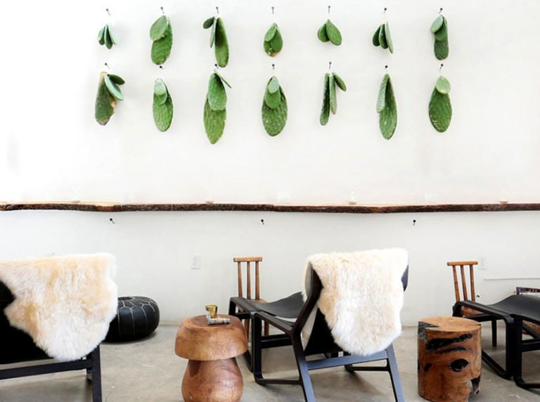 The Now Massage in Santa Monica offers a beautiful space to clear your mind. Source: WellToDo  Photo 5 of 11 in How to Start the New Year Fresh
