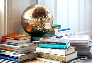 After the ball drops, take the hint and drop off old books to Goodwill; Source: Bethany Nauert/Apartment Therapy