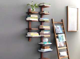 Wedding Registry Gifts, by Zola - Photo 7 of 7 - This decorative ladder provides an interesting way to showcase your belongings; Source: Zola