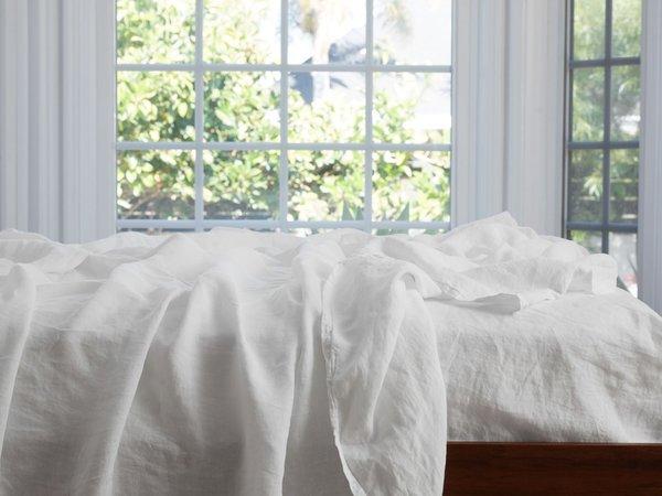 Linen Top Sheet