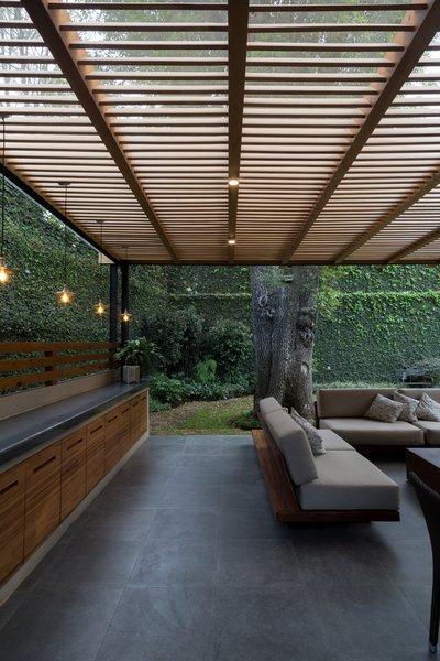 Photo 2 of COESPACIO  San Angel Terrace in Mexico City modern home