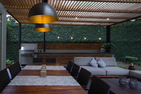 Photo 4 of COESPACIO  San Angel Terrace in Mexico City modern home