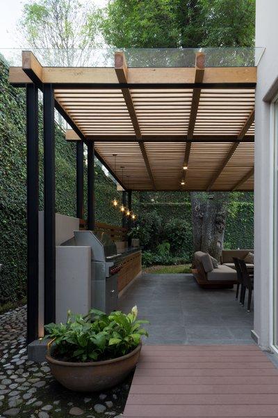 Photo 5 of COESPACIO  San Angel Terrace in Mexico City modern home