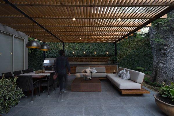 Photo 6 of COESPACIO  San Angel Terrace in Mexico City modern home