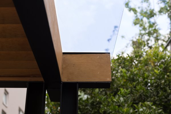 Photo 10 of COESPACIO  San Angel Terrace in Mexico City modern home