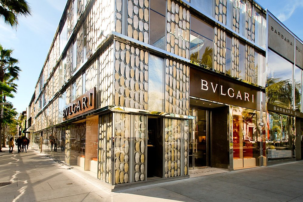 Bvlgari - Rodeo Drive - Beverly Hills, CA by AOI Group