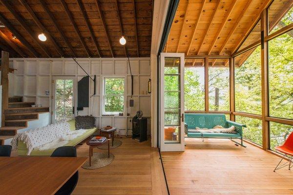 Living Room Photo 6 of Putnam Valley Lake House modern home