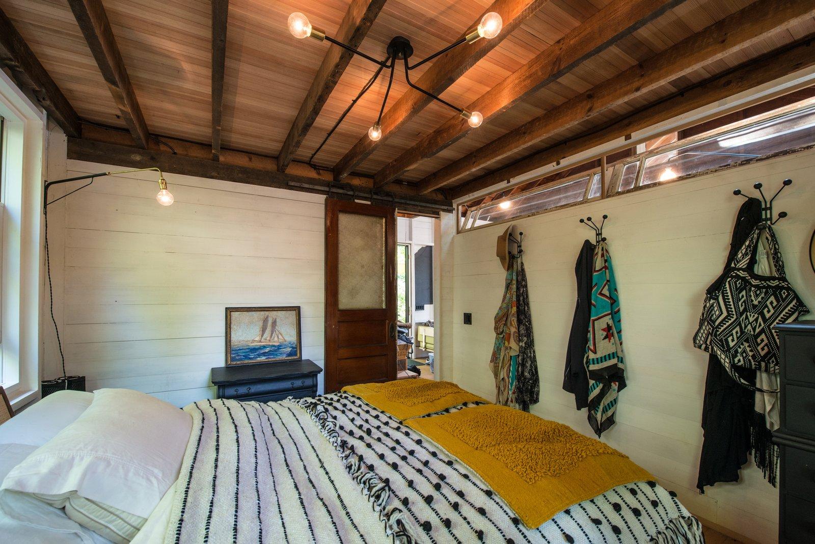 Bedroom  Putnam Valley Lake House by LEAD