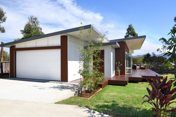 Sustainable, single level and accessible living can be stunning... Photo 7 of South Coast Serendipity modern home