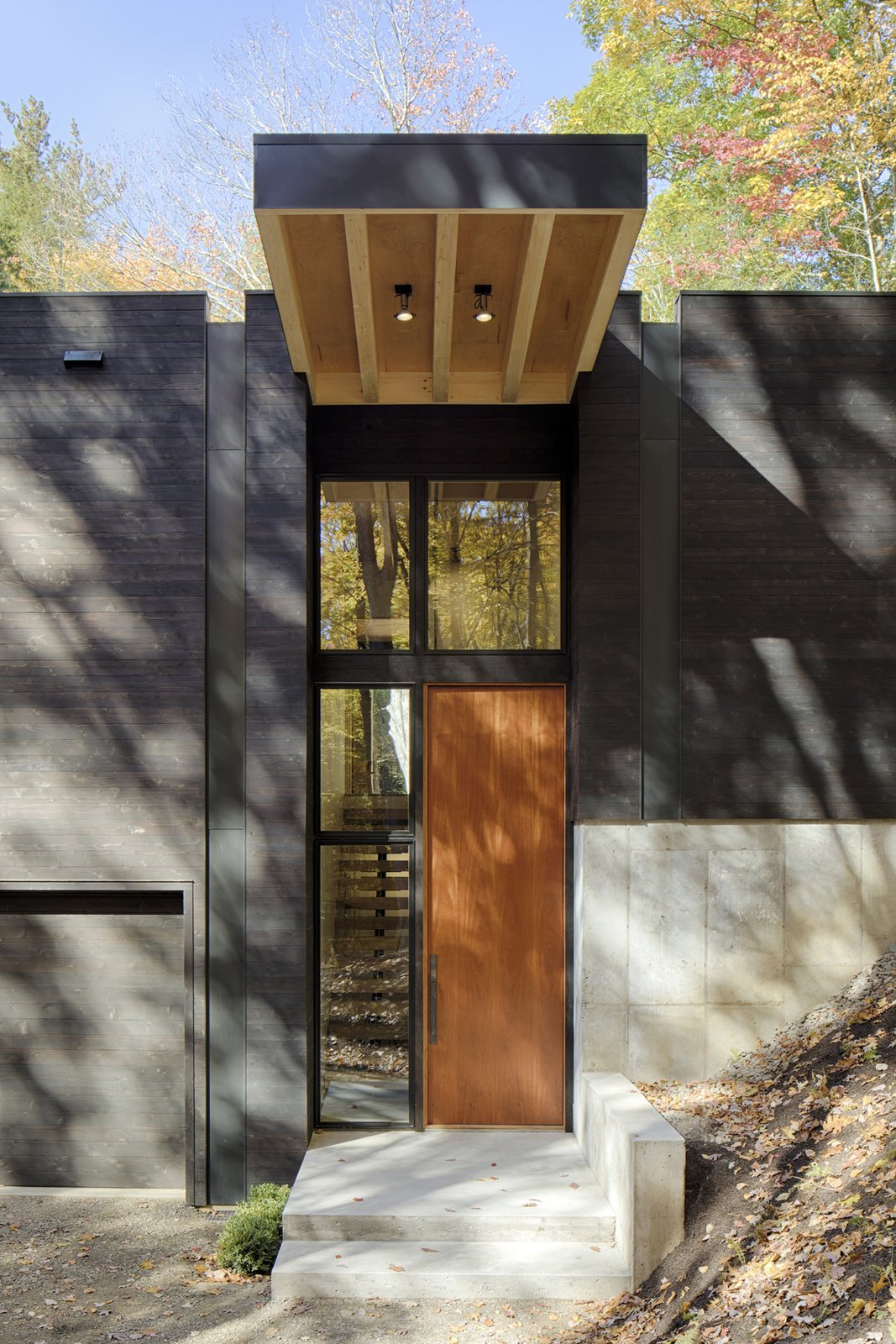 Tagged: Exterior, House, and Wood Siding Material. TinkerBox by Marica McKeel