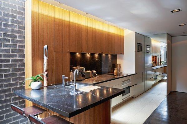 open kitchen Photo 4 of Paddington Terrace 2 modern home