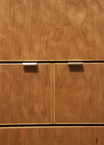 Cabinet drawer front detail  Photo 11 of California Contemporary Home modern home
