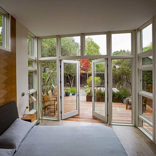 Indoor/Outdoor Connection Photo 5 of Beverley Master Bedroom Suite Addition modern home