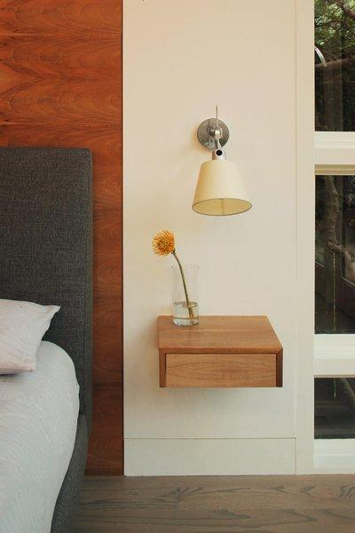 Custom floating nightstand Photo 7 of Beverley Master Bedroom Suite Addition modern home