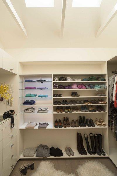 Walk-in dressing room  Photo 15 of Beverley Master Bedroom Suite Addition modern home