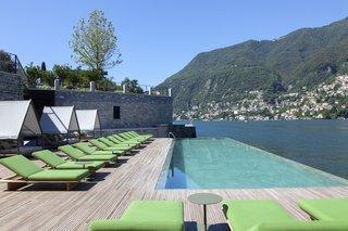 A Modern Lake Como Retreat Designed by Patricia Urquiola - Photo 5 of 11 -