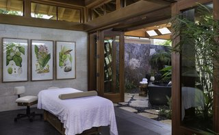 Kohanaiki Unveils One of the World's Largest Private Clubhouses on the Big Island of Hawaii - Photo 5 of 7 - Tracy Lee-designed spa with ancient Hawaiian remedies.