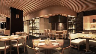 Nobu Honolulu at Ward Village is Hawaii's Most Sought-After New Restaurant - Photo 2 of 4 - Dining room and private dining