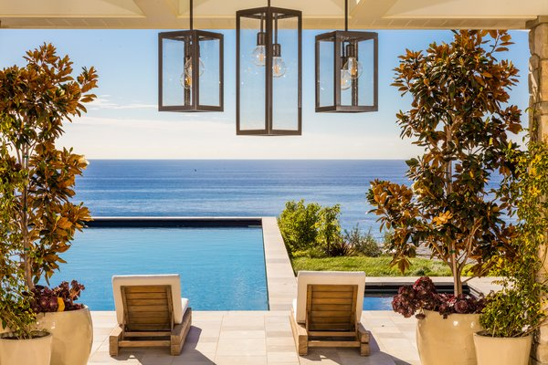Pool and Patio Photo 8 of Luxury Cape Cod modern home