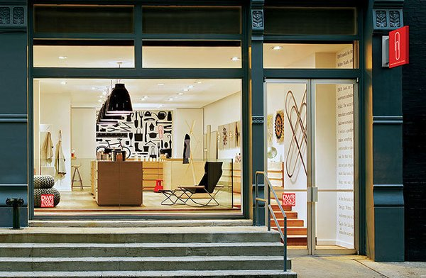 Photo  of DWR: Tools For Living Store Graphics modern home