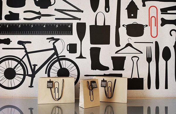 Photo 2 of DWR: Tools For Living Store Graphics modern home