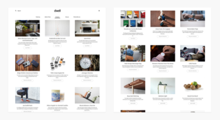 New Product Pages Showcase Your Goods to the Dwell Community - Photo 1 of 4 -