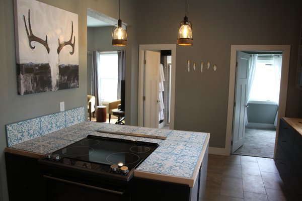Kitchen  Photo 9 of Vynale House modern home