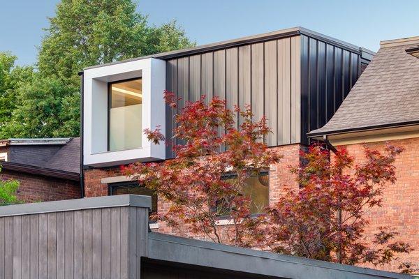 Photo  of Riverdale Dormer House modern home