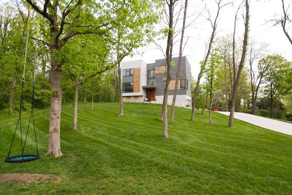 Photo  of The Sangar House modern home