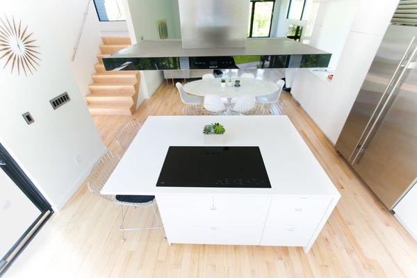 Commercial-grade Wolf/Subzero Kitchen Photo 17 of The Sangar House modern home